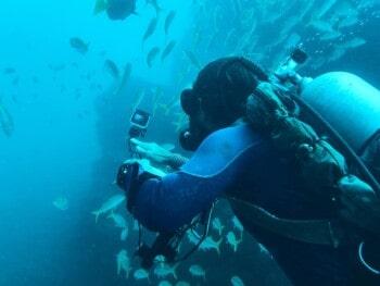 best gopro for scuba diving
